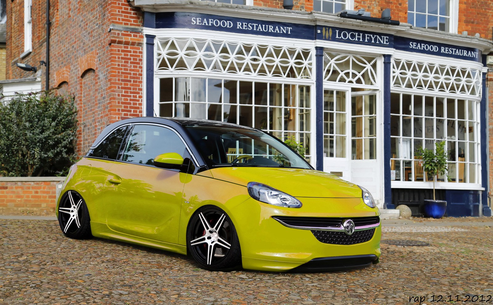 voting vauxhall adam mini comp automotive. Black Bedroom Furniture Sets. Home Design Ideas