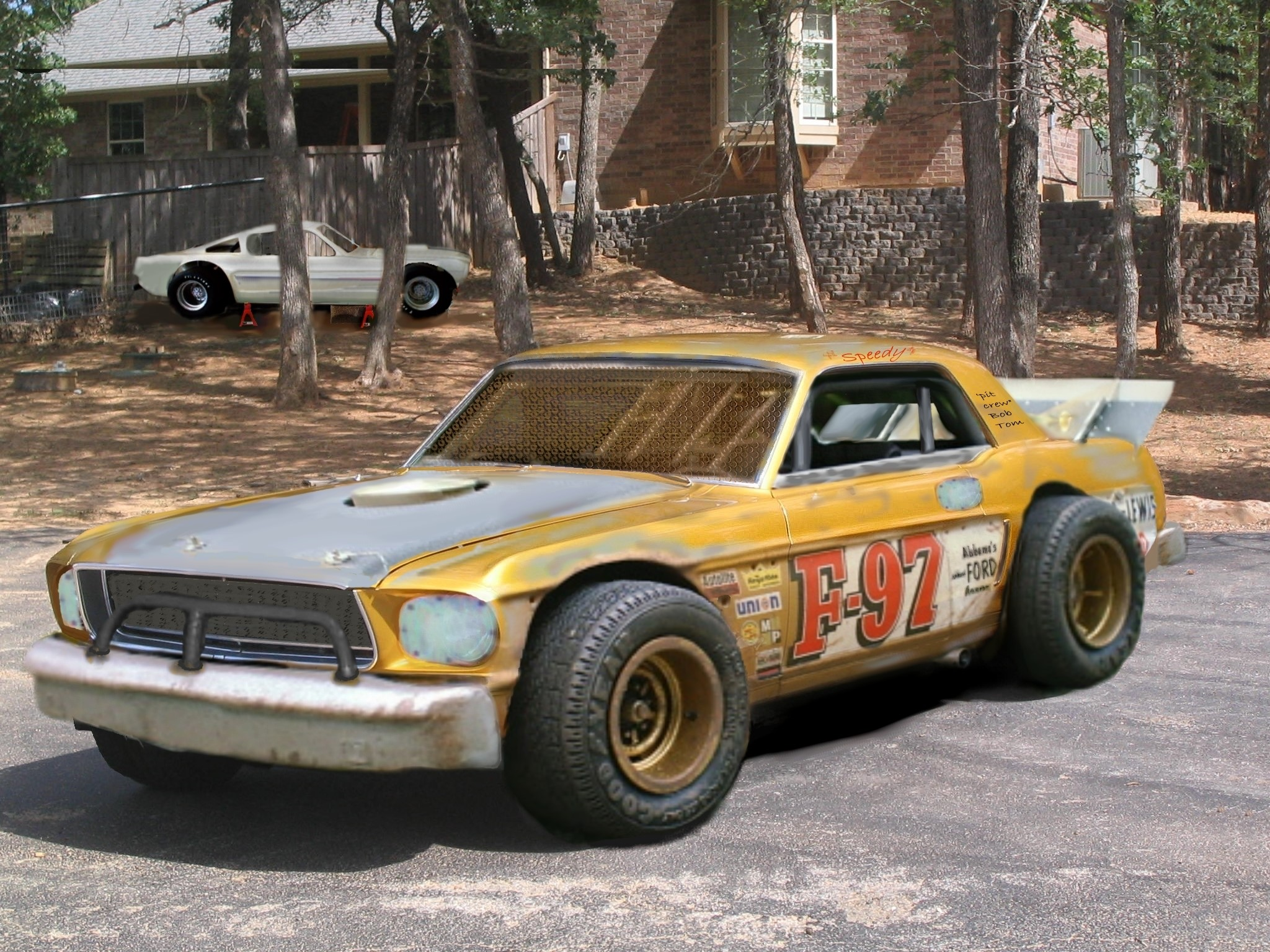 Street Stock Dirt Track Race Cars For Sale