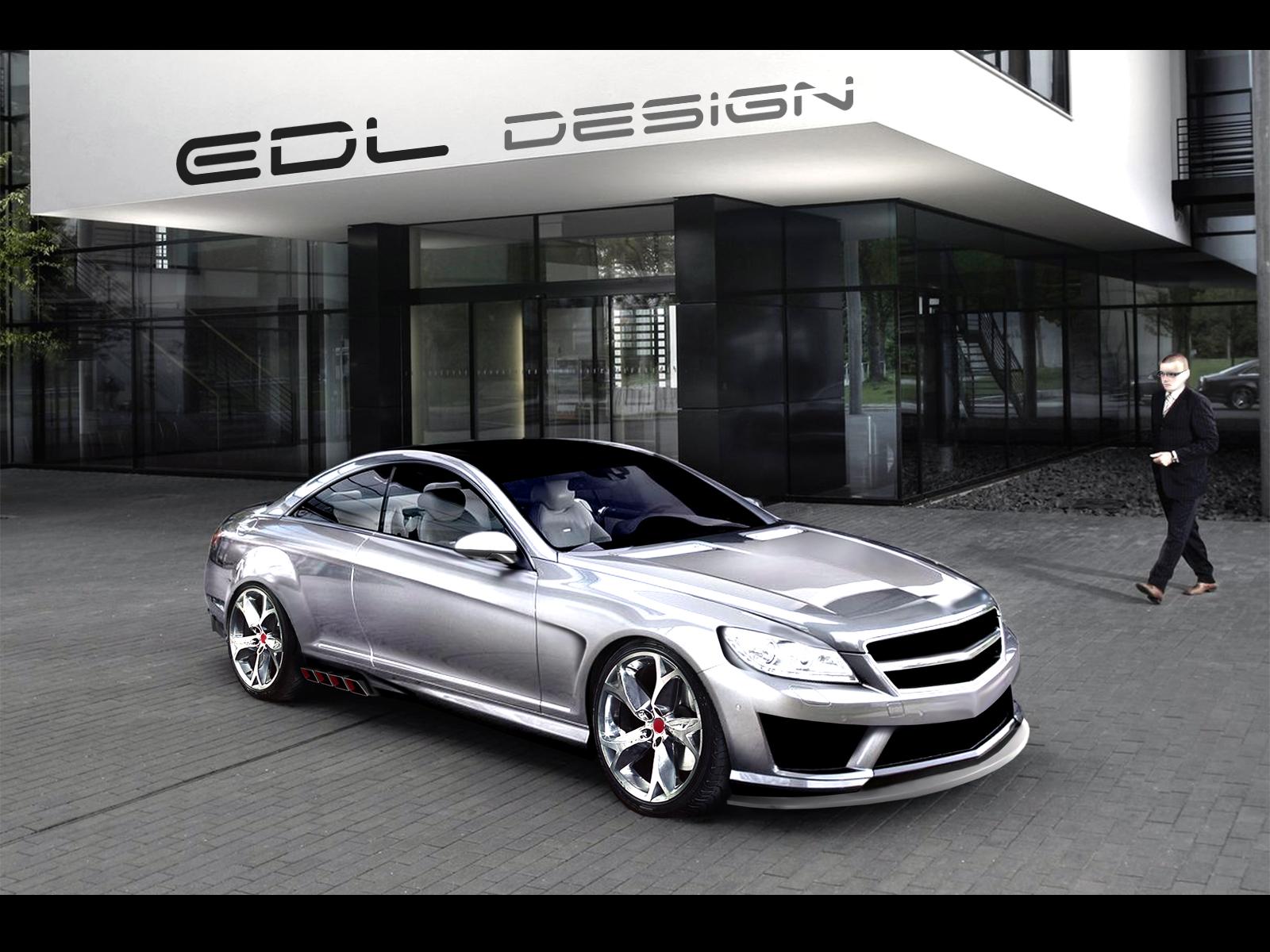 Edl design 39 s profile automotive design studio for Chrome mercedes benz