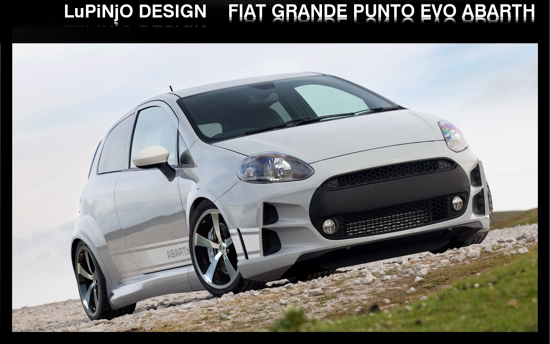 virtual tuning punto evo e punto 2012