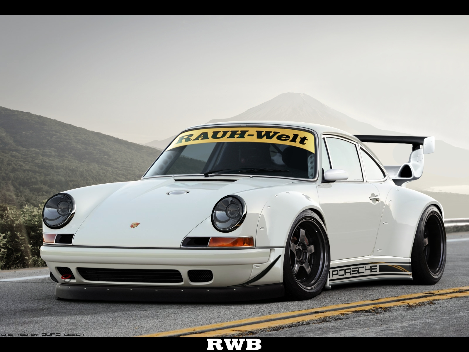 rwb rauh welt begriff japanese porsche tuner page 3 acurazine acura enthusiast community. Black Bedroom Furniture Sets. Home Design Ideas