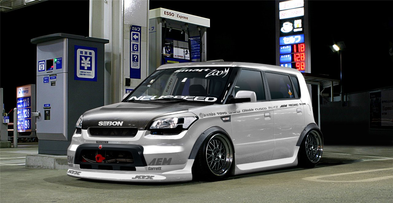 Kia Soul And Silver On Pinterest