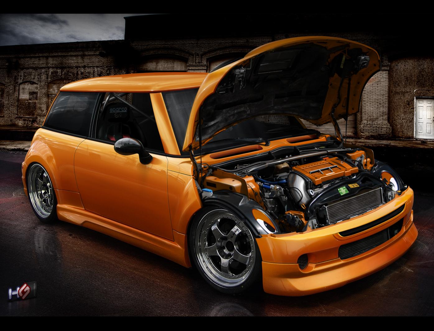 Mini Cooper Orange : hugosilva 39 s profile automotive design studio ~ Medecine-chirurgie-esthetiques.com Avis de Voitures