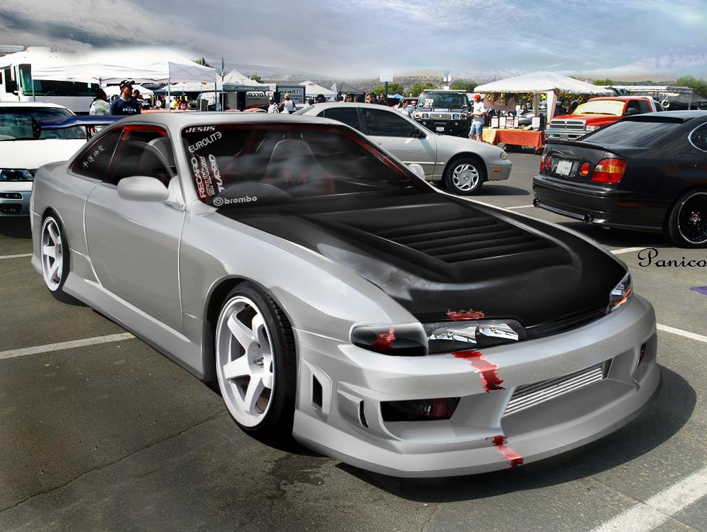 nissan silvia s14 by Panico Designer Nissan Silvia S14 Tuning
