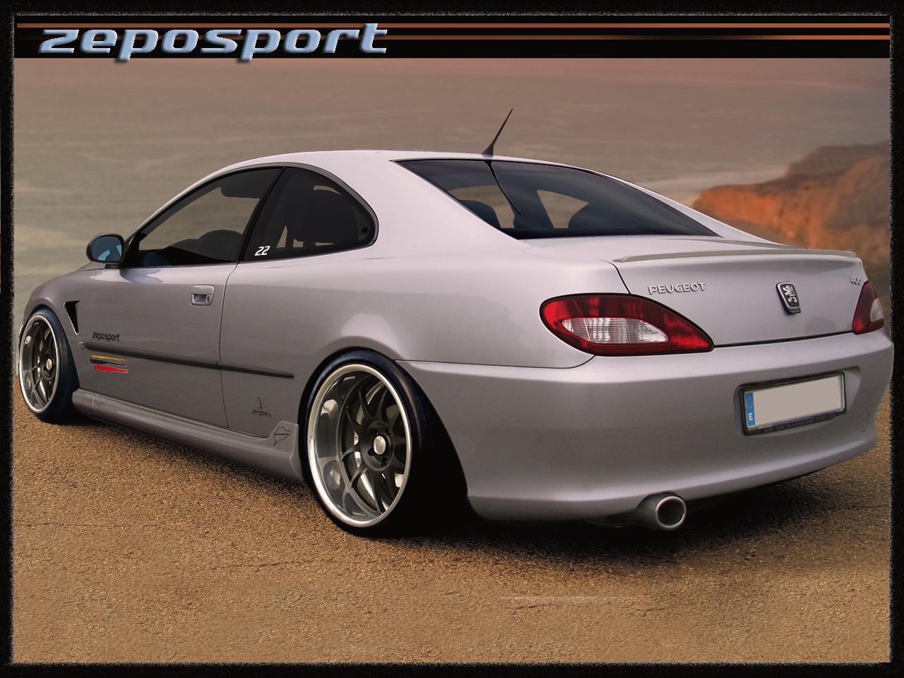 peugeot 406 tuning the image kid has it. Black Bedroom Furniture Sets. Home Design Ideas