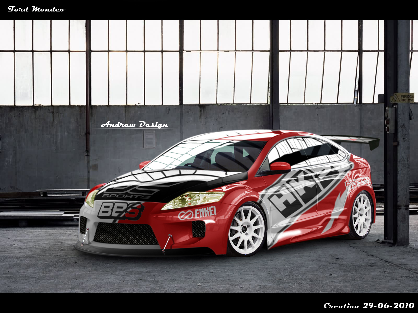 Andrew Design S Profile Autemo Com Automotive Design Studio