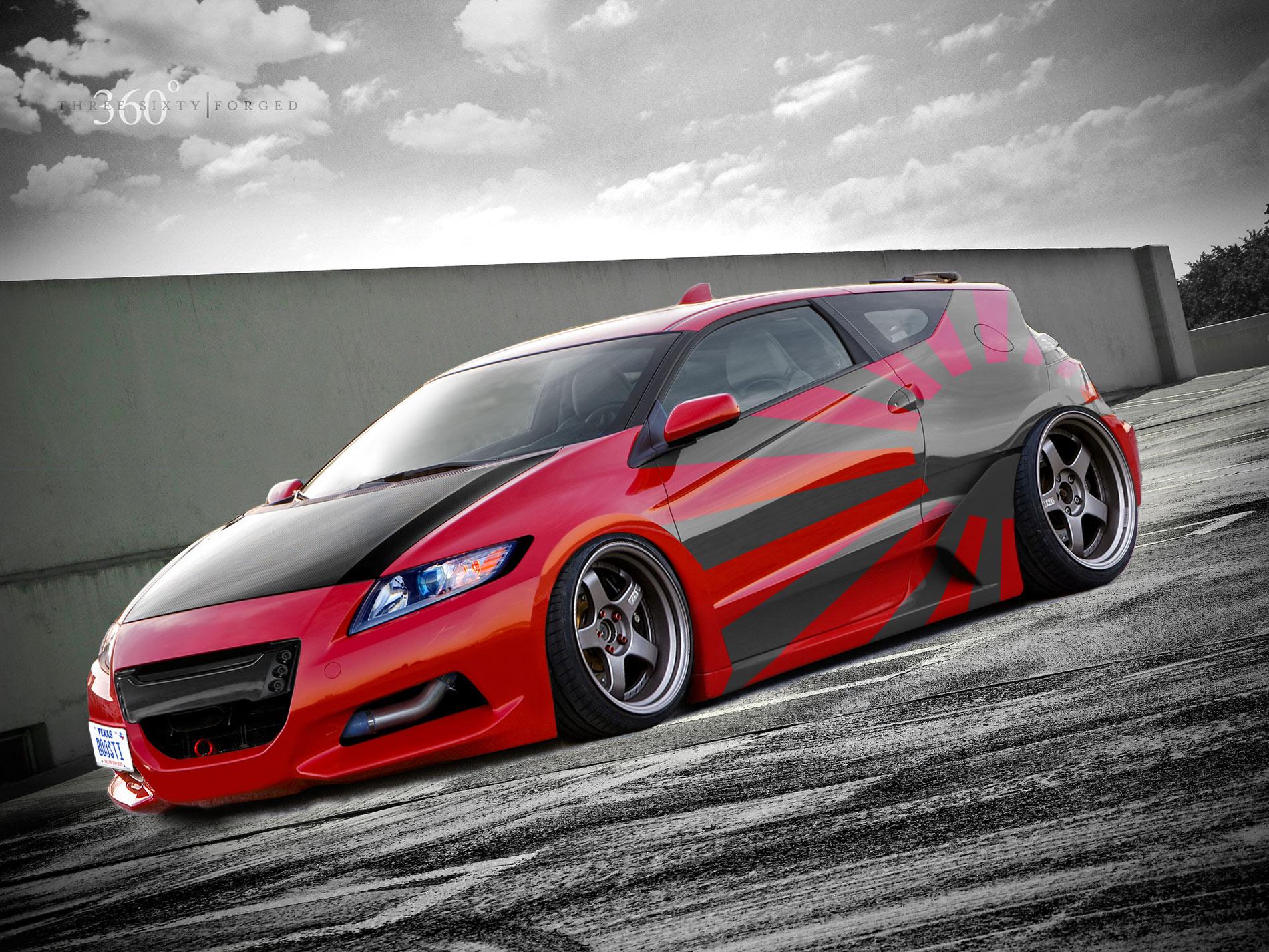 Mars Attacks Cr Z Honda Crz Forum Honda Cr Z Hybrid Car