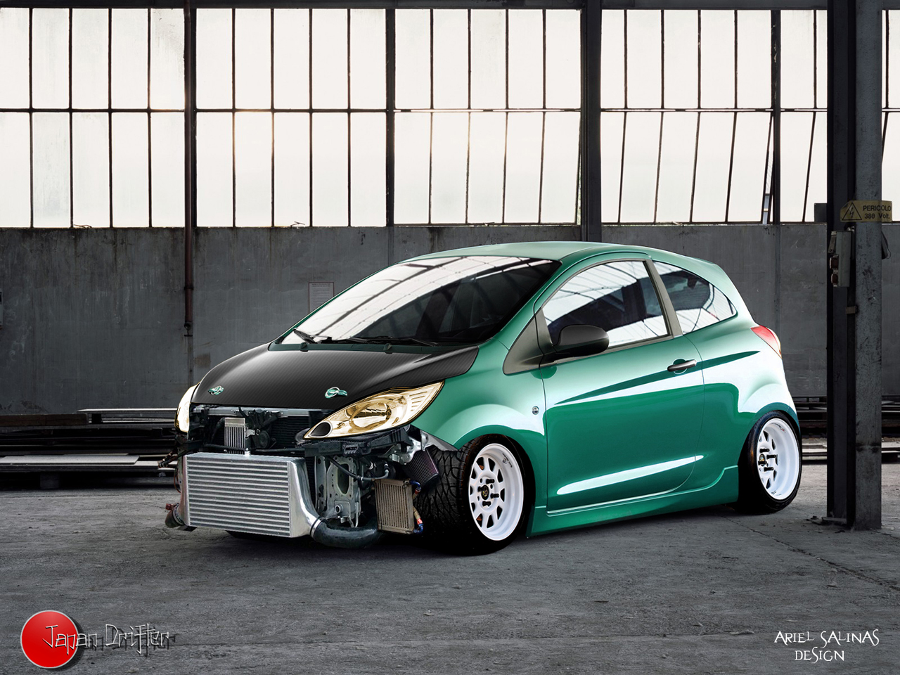 Image Result For Ford Ka Tuning