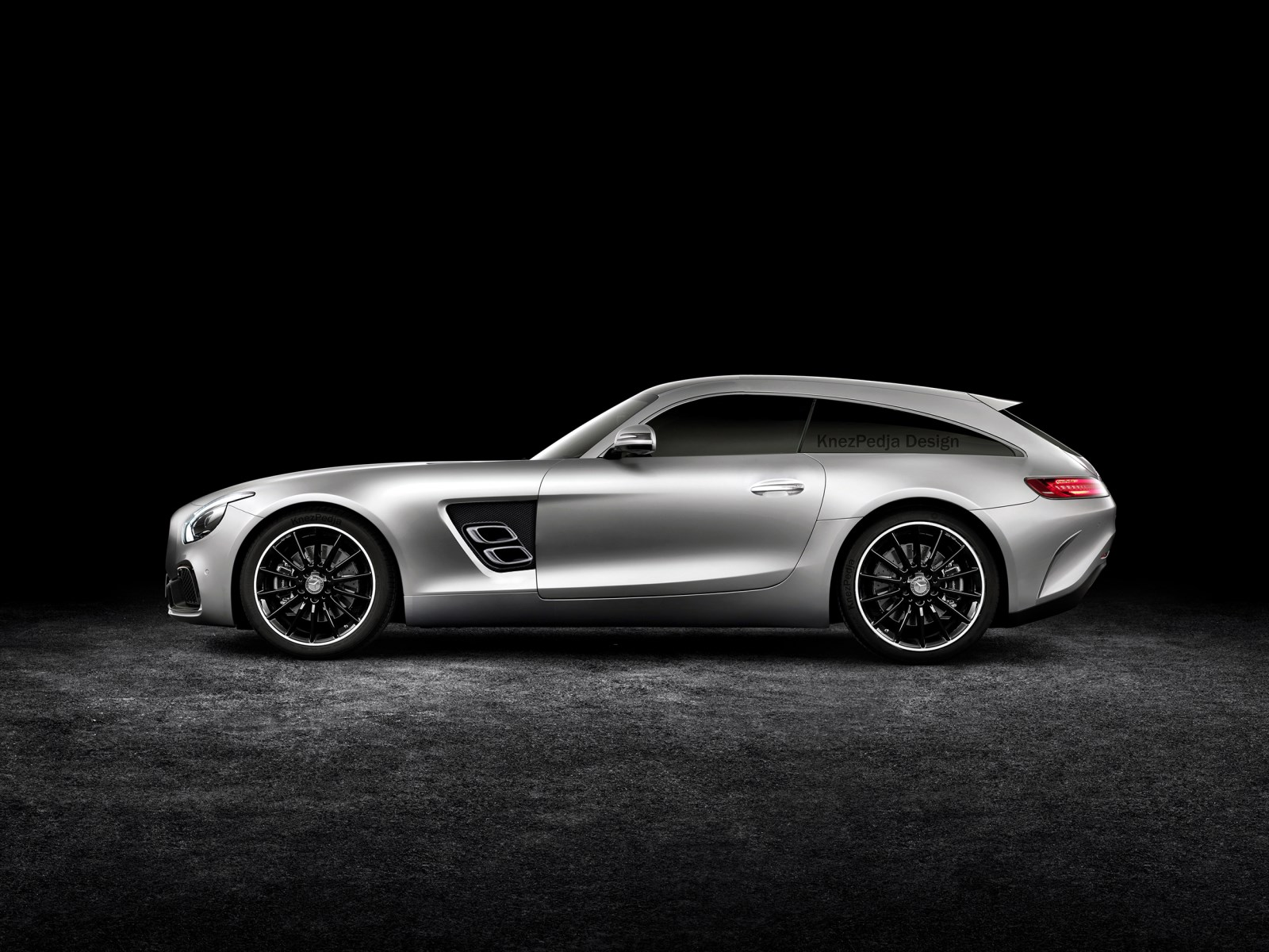 mercedes amg gt shooting brake kpd. Black Bedroom Furniture Sets. Home Design Ideas