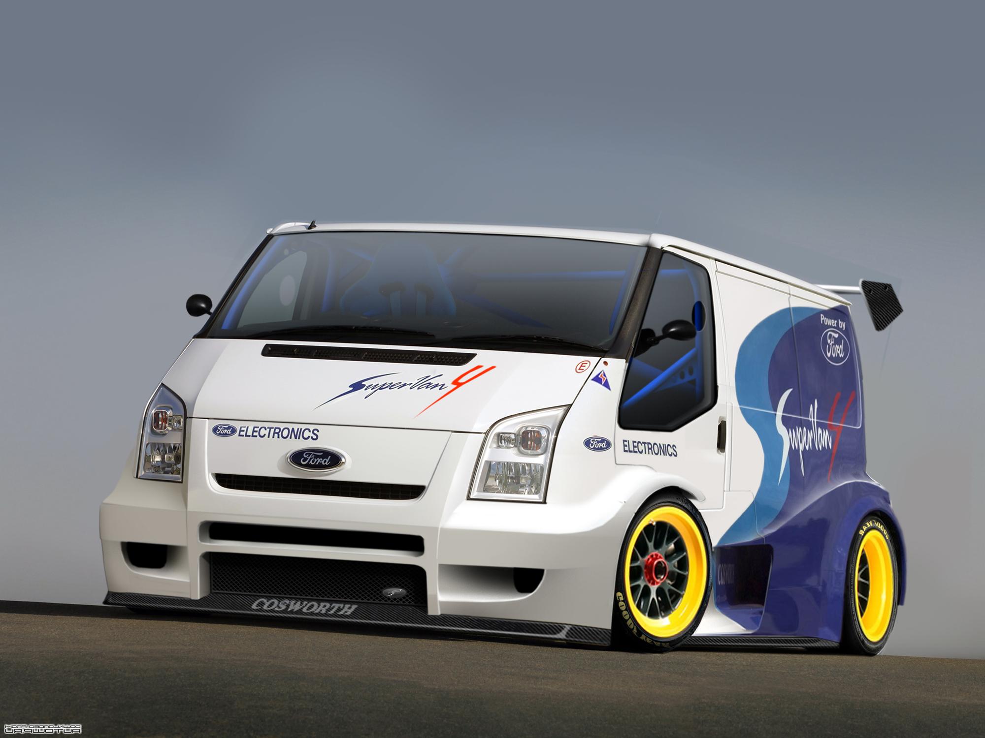 Ford Transit Van Tuning